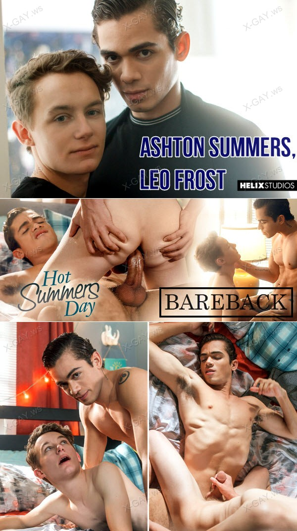 HelixStudios: Ashton Summers, Leo Frost: Hot Summers Day