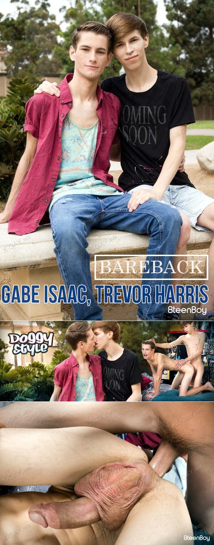 8TeenBoy: Gabe Isaac, Trevor Harris: Doggy Style