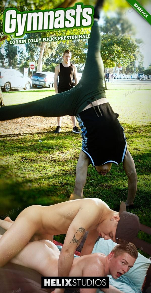HelixStudios: Corbin Colby, Preston Hale (Gymnasts) (Bareback)