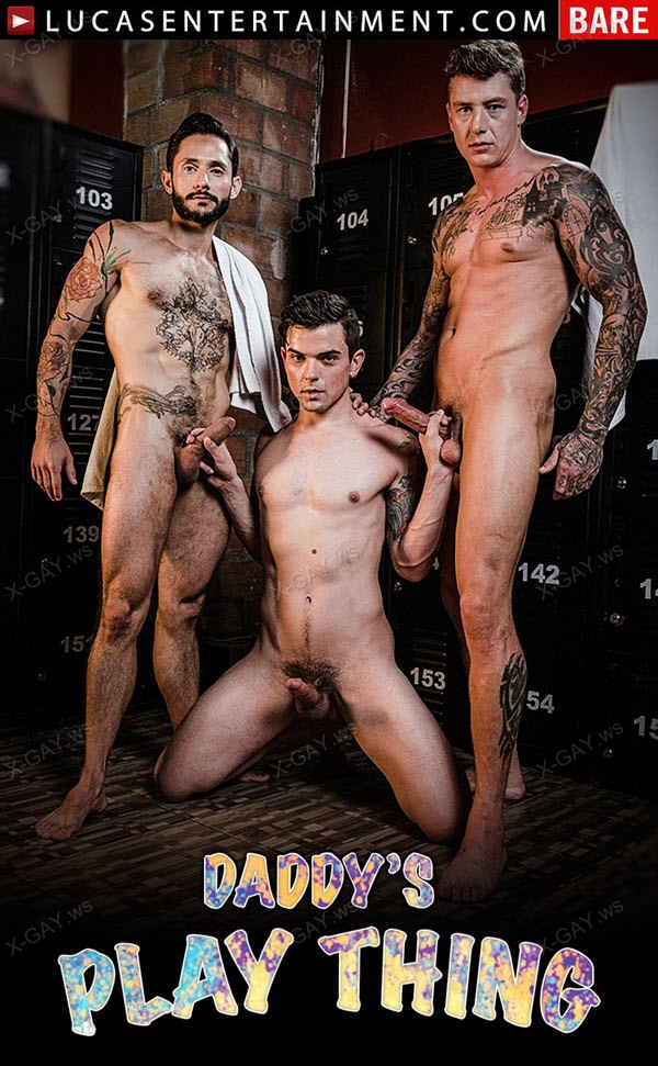 LucasEntertainment: Geordie Jackson bangs Dakota Payne and Rod Fogo RAW: Daddy's Play Thing