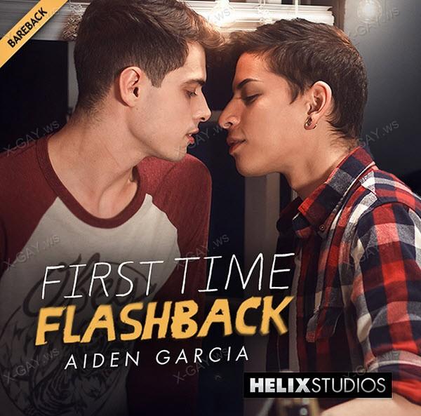 HelixStudios: Aiden Garcia, Ben Masters: First Time Flashback