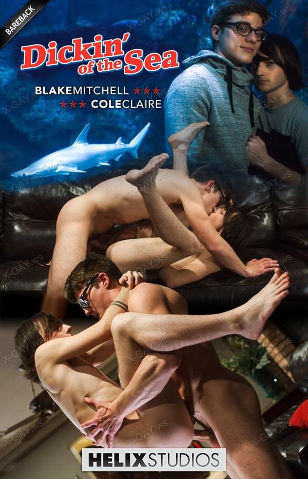 HelixStudios: Blake Mitchell, Cole Claire (Dickin' Of The Sea) (Bareback)