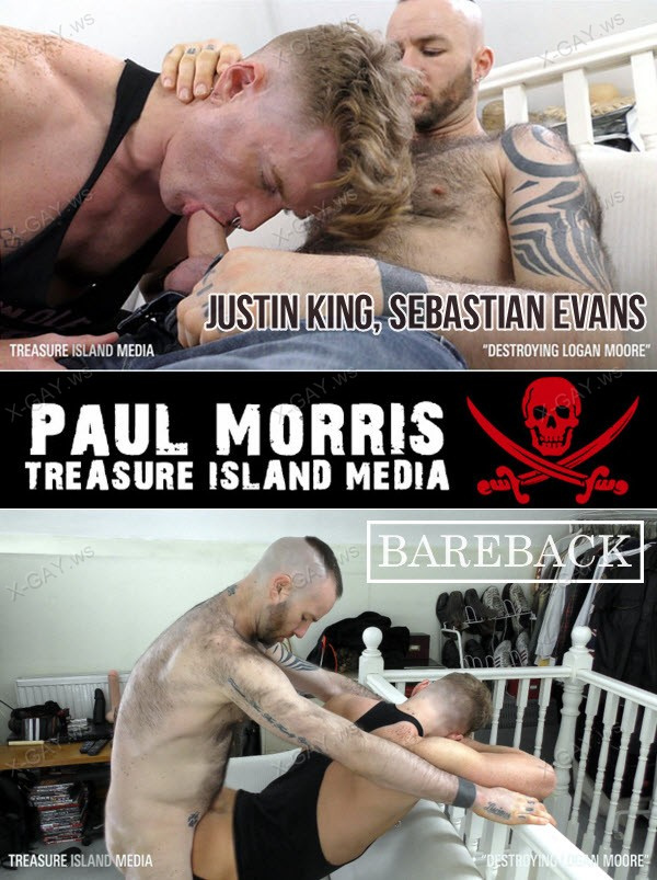 TimFuck: Justin King, Sebastian Evans: Destroying Logan Moore