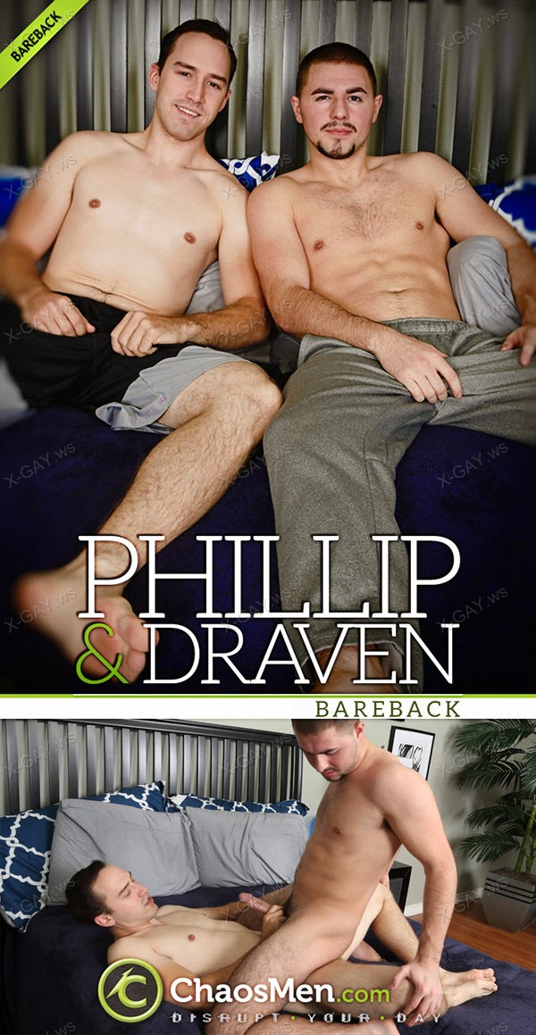 ChaosMen: Draven, Phillip: RAW