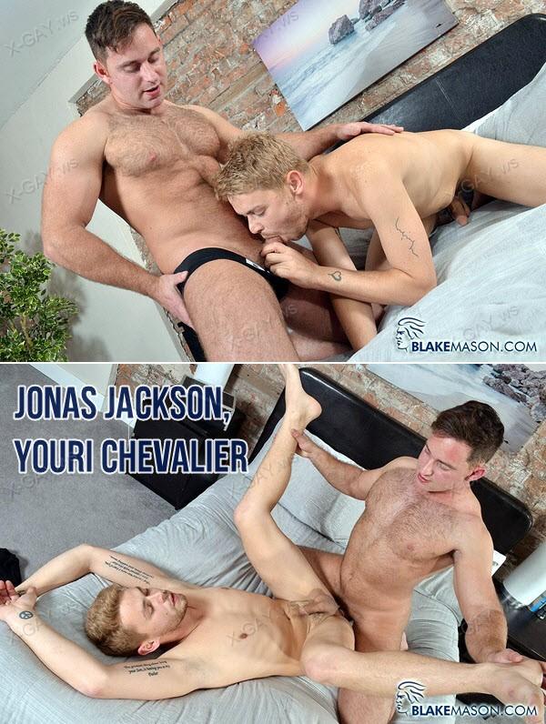 BlakeMason: Jonas Jackson, Youri Chevalier