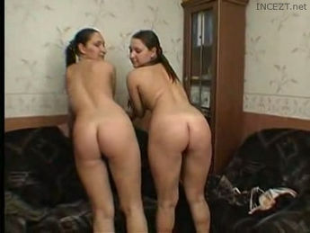REAL Russian Lesbian Twin Sisters 53 Mins! » Family Incest Porn Videos