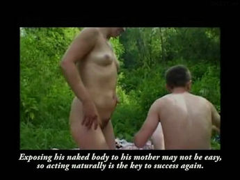 Really hot mom and son hardcore sex