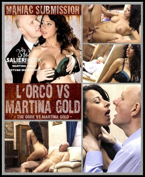 (27.08.2014) L'ORCO VS MARTINA GOLD