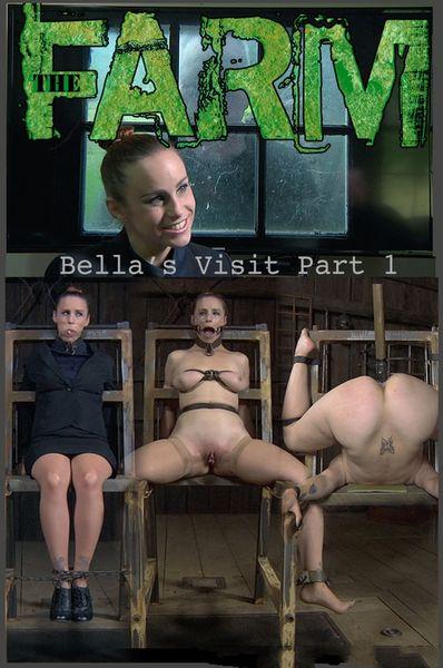 (05.09.2014) IR – The Farm: Bella's Visit Part 1