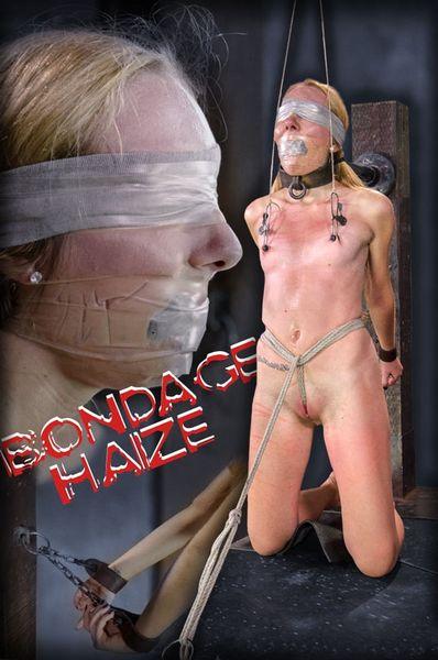 (12.10.2014) Bondage Haize Part 1