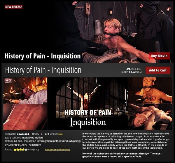 (12.11.2014) History of Pain – Inquisition