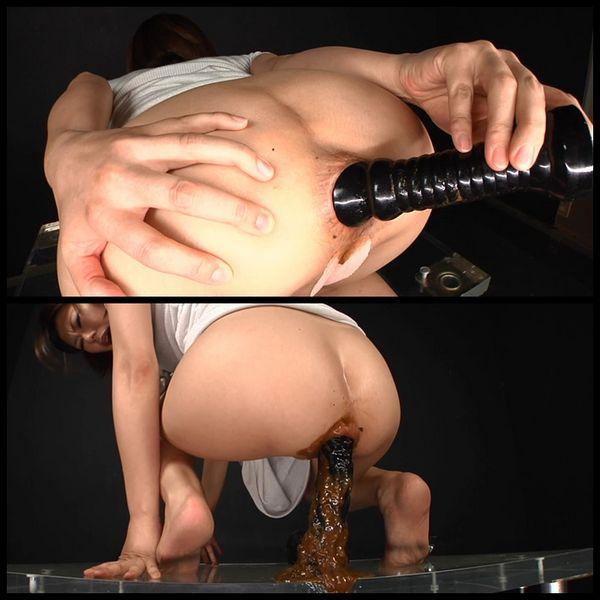 (14.12.2014) Takeuchi Mio Anal Masturbation 04