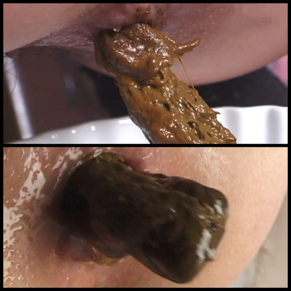 US-41 – Extremely close up pooping and peeing Uncensored