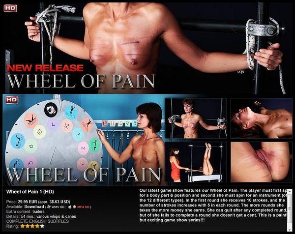 Wheel of Pain 1-4