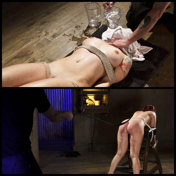 (04.02.2015) The Destruction of Sophia Locke – BDSM, Bondage