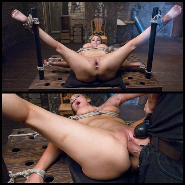(06.02.2015) Abbey Brooks is The Restless Whore – BDSM, Bondage