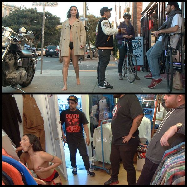 (13.02.2015) Wenona has every hole filled and humiliated in beautiful San Francisco –  BDSM, Maledom