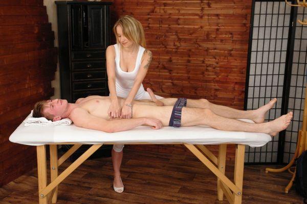 CFNM Sensual Massage part 2