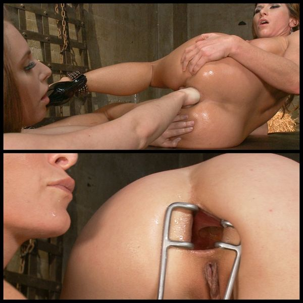 (24.02.2015) If the Ass Gapes wide and I can get my cum inside will i know you're not a witch – Lesbian Fisting, Kinky Porn