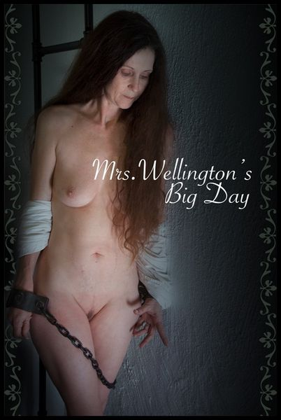 (24.02.2015) Mrs. Wellington's Big Day – BDSM, Lezdom