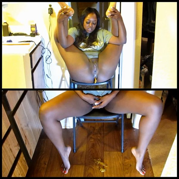 Sitting on my Chair – Solo Scat, Poopping