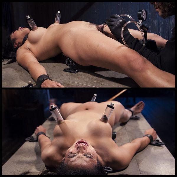 (27.02.2015) Orlando vs Mia Li – BDSM, Fetish