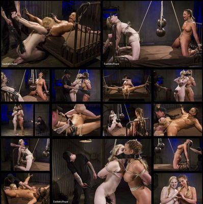 Sadistic Rope - Mar 4, 2015 - Phoenix Marie and Delirious Hunter
