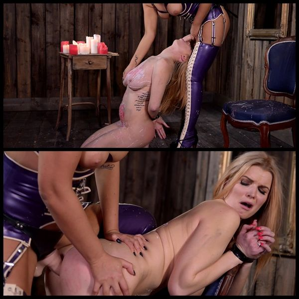 (07.03.2015) Discipline Is Their Life, Part 2 Anna Polina and Tasha Holz – BDSM, Lezdom