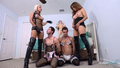Subby Hubby - Maid to Order: Masturbation