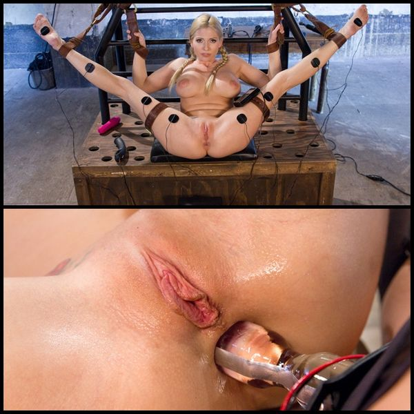(02.04.2015) Anal Electrosubmission: Chanel Preston vs. Christie Stevens