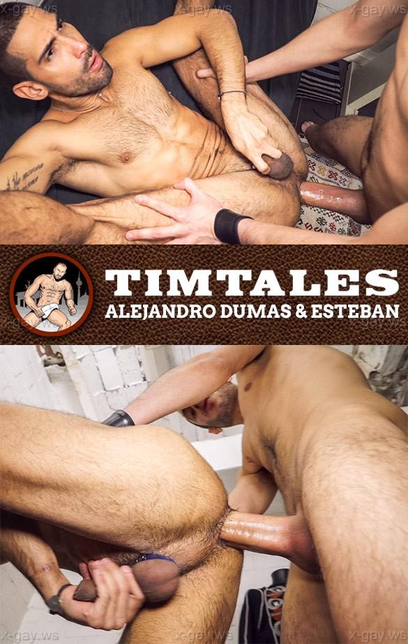 TimTales – Esteban & Alejandro Dumas, Bareback