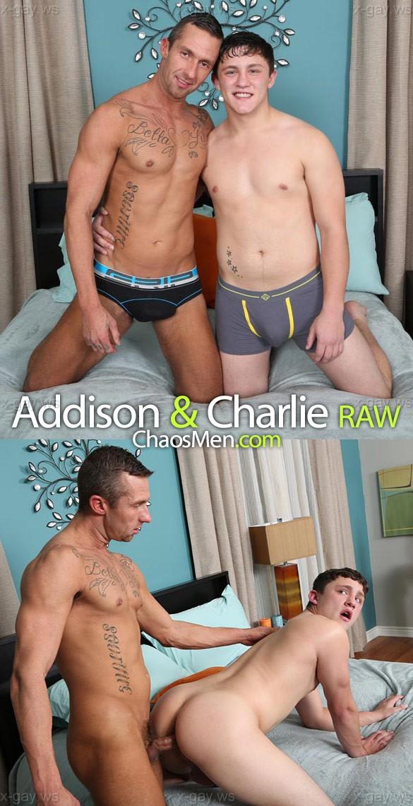 ChaosMen – Addison & Charlie: RAW