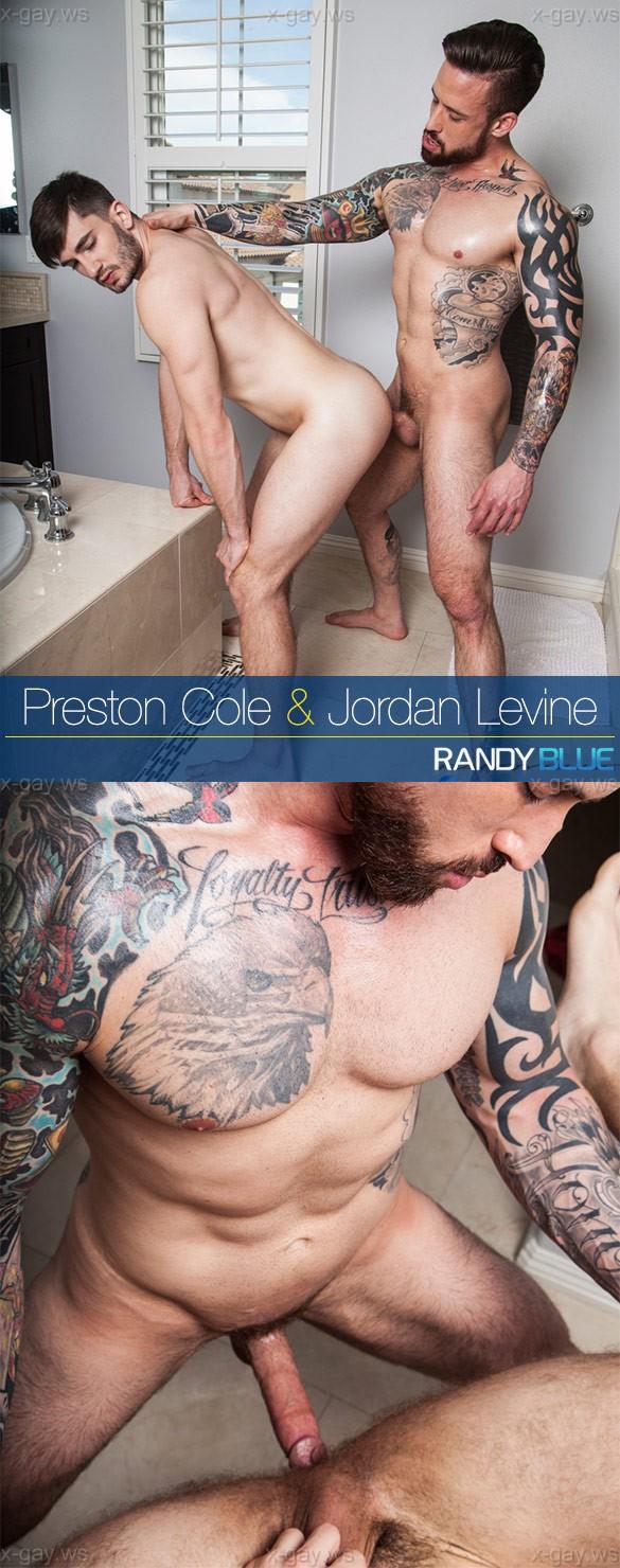 RandyBlue – Jordan Levine & Preston Cole, Bareback