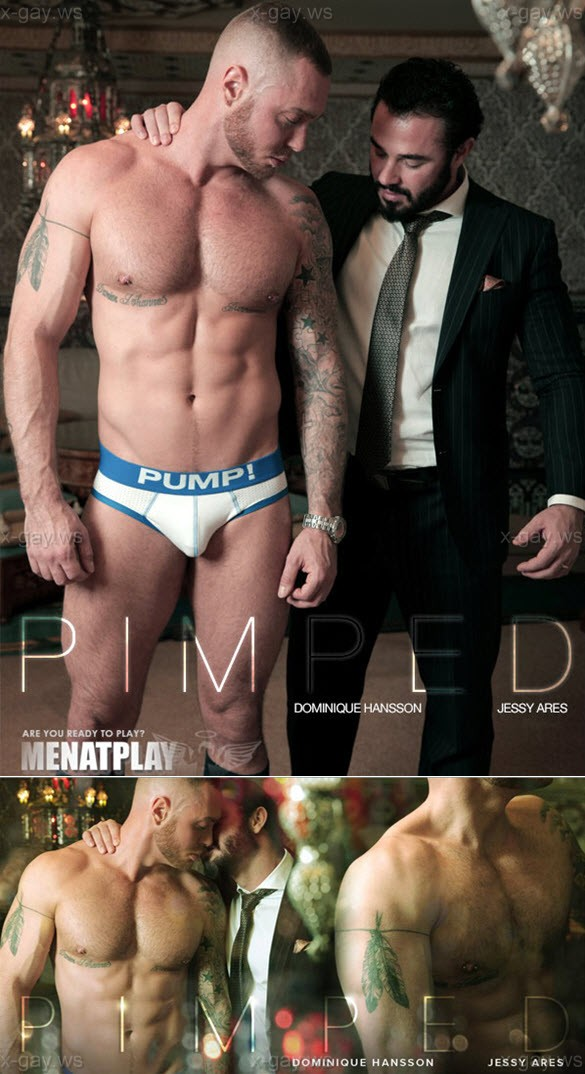 MenAtPlay – Jessy Ares & Dominique Hansson