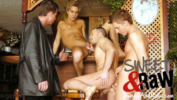 SweetAndRaw – Frankie Stone, Shawn & Giorgio Varese