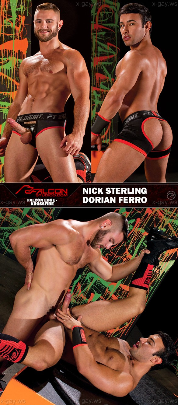 FalconStudios – Nick Sterling & Dorian Ferro
