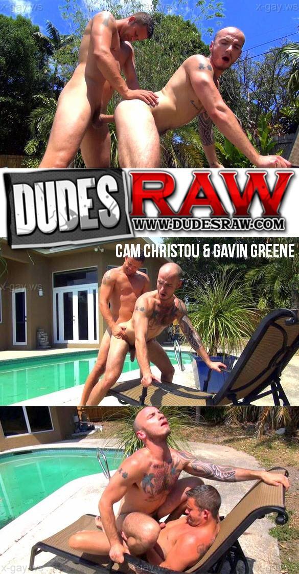 DudesRaw – Cam Christou & Gavin Greene