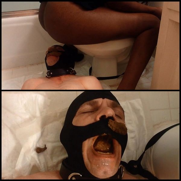 Ebony Supreme Mistress Mystique – Toilet Slavery
