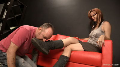 Sock Slaves - Mistress Bianca Cushwor