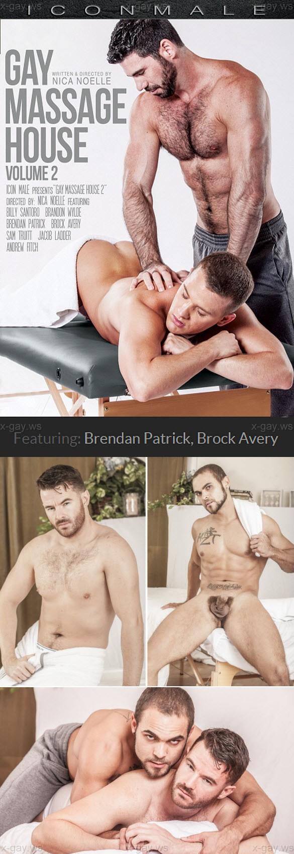 IconMale – Brendan Patrick & Brock Avery
