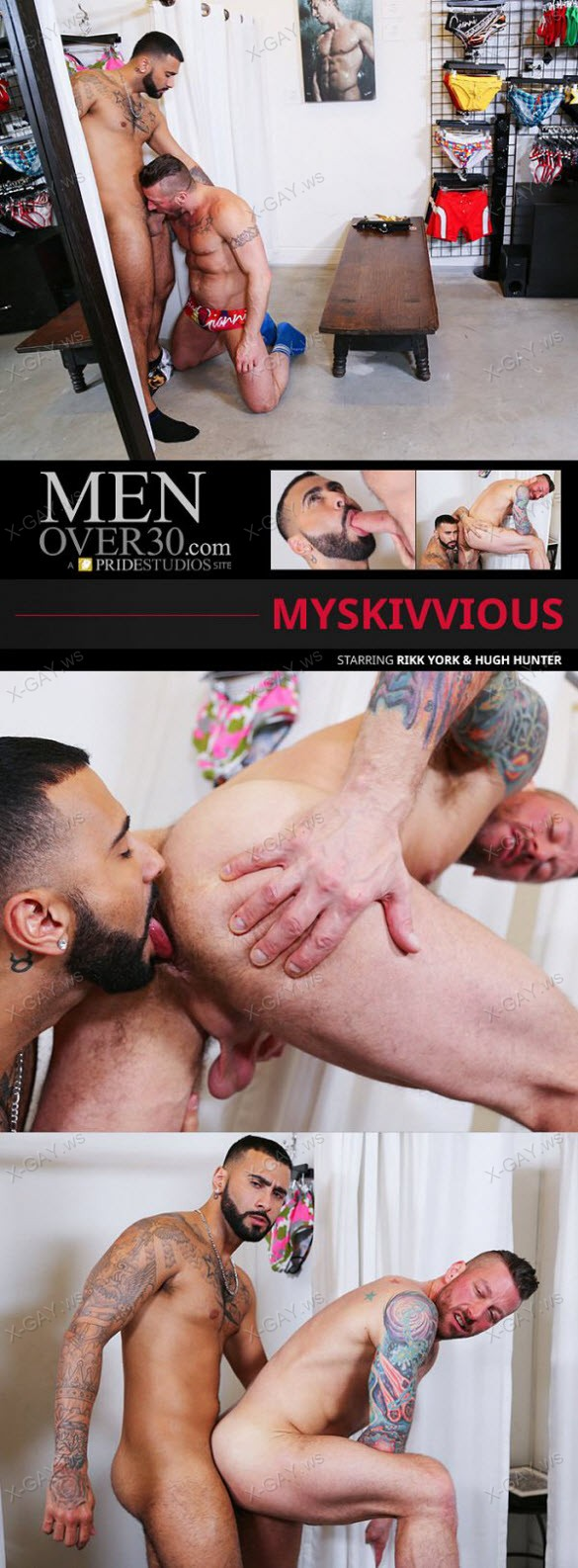 MenOver30 – Rikk York & Hugh Hunter