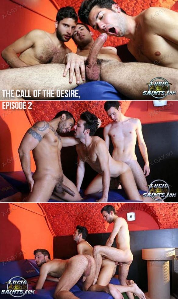 LucioSaints – The Call Of The Desire, Episode 2