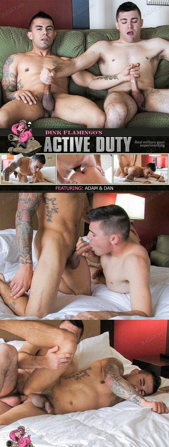 ActiveDuty – Adam II & Dan