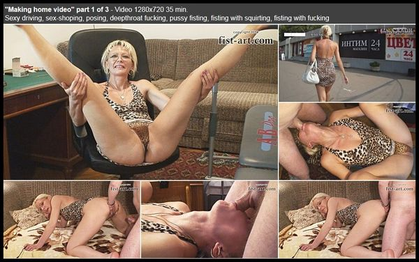 (25.11.2014) Fist-art – Making home video part 3 of 3
