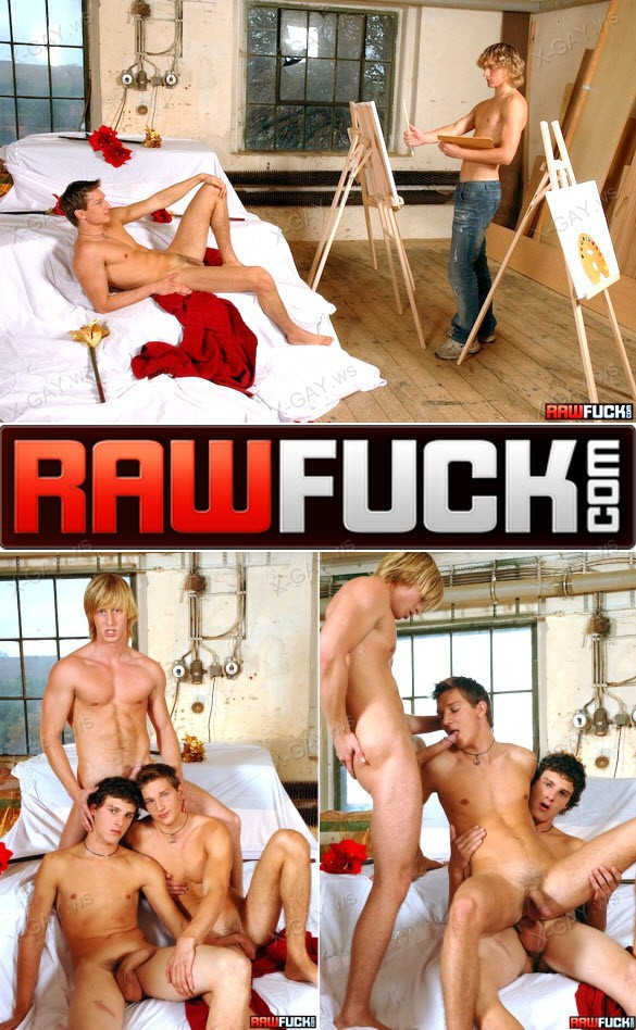 RawFuck – Denis Reed Corrupting His Art Students