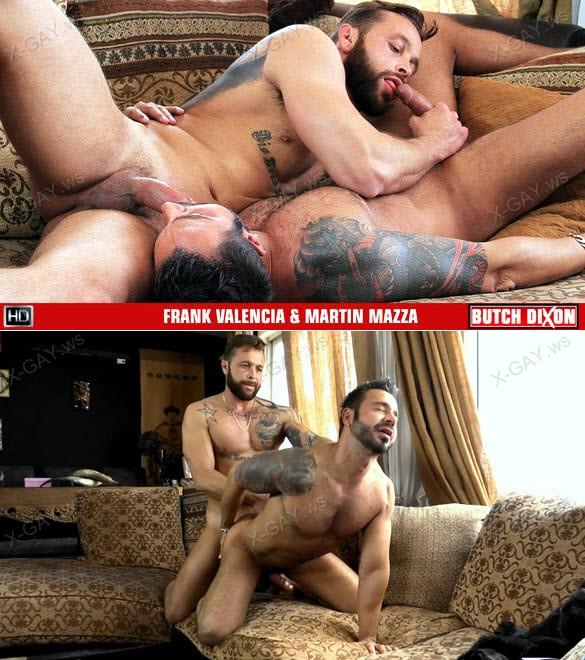 ButchDixon – Frank Valencia & Martin Mazza