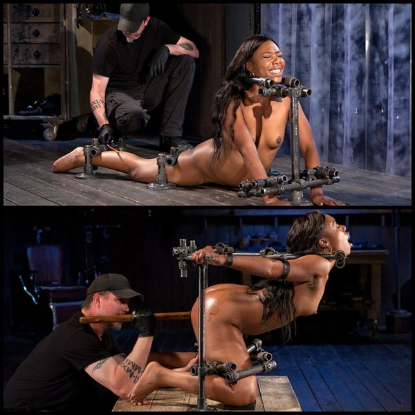 (08.05.2015) The Pope vs Chanell Heart – BDSM, Bondage