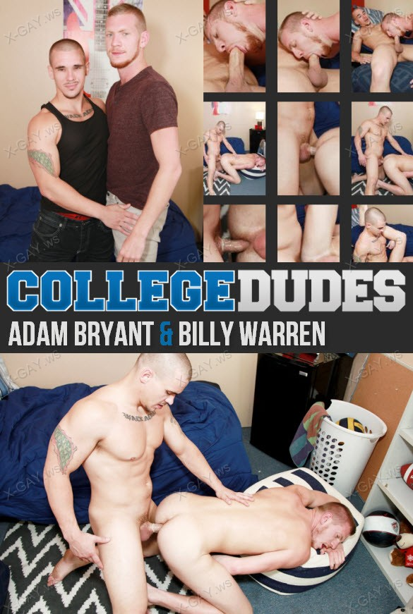 CollegeDudes – Adam Bryant & Billy Warren