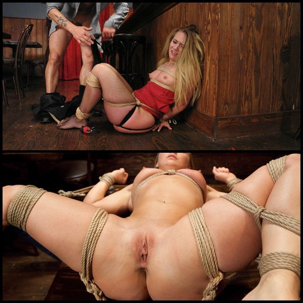 (08.05.2015) Aj Applegate submission – BDSM, Bondage