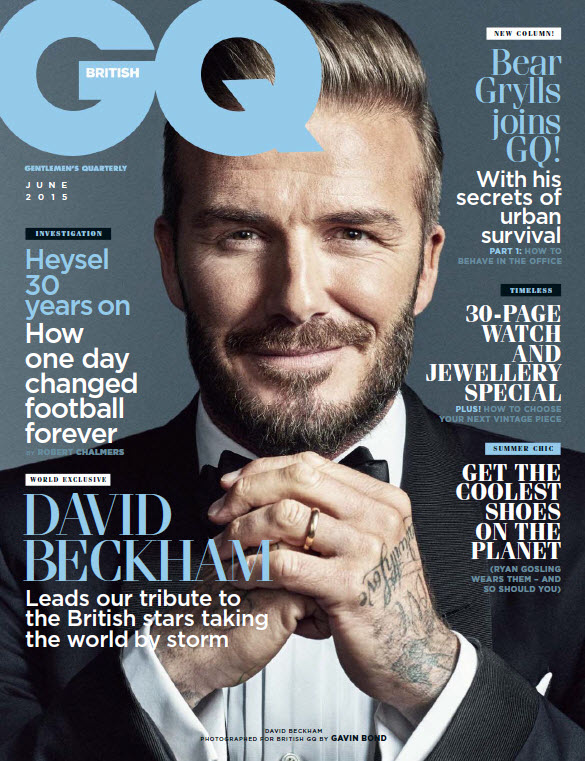 GQ – British – June 2015